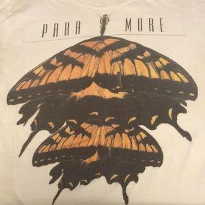 Tops - Paramore Spring 2010 Tour Shirt